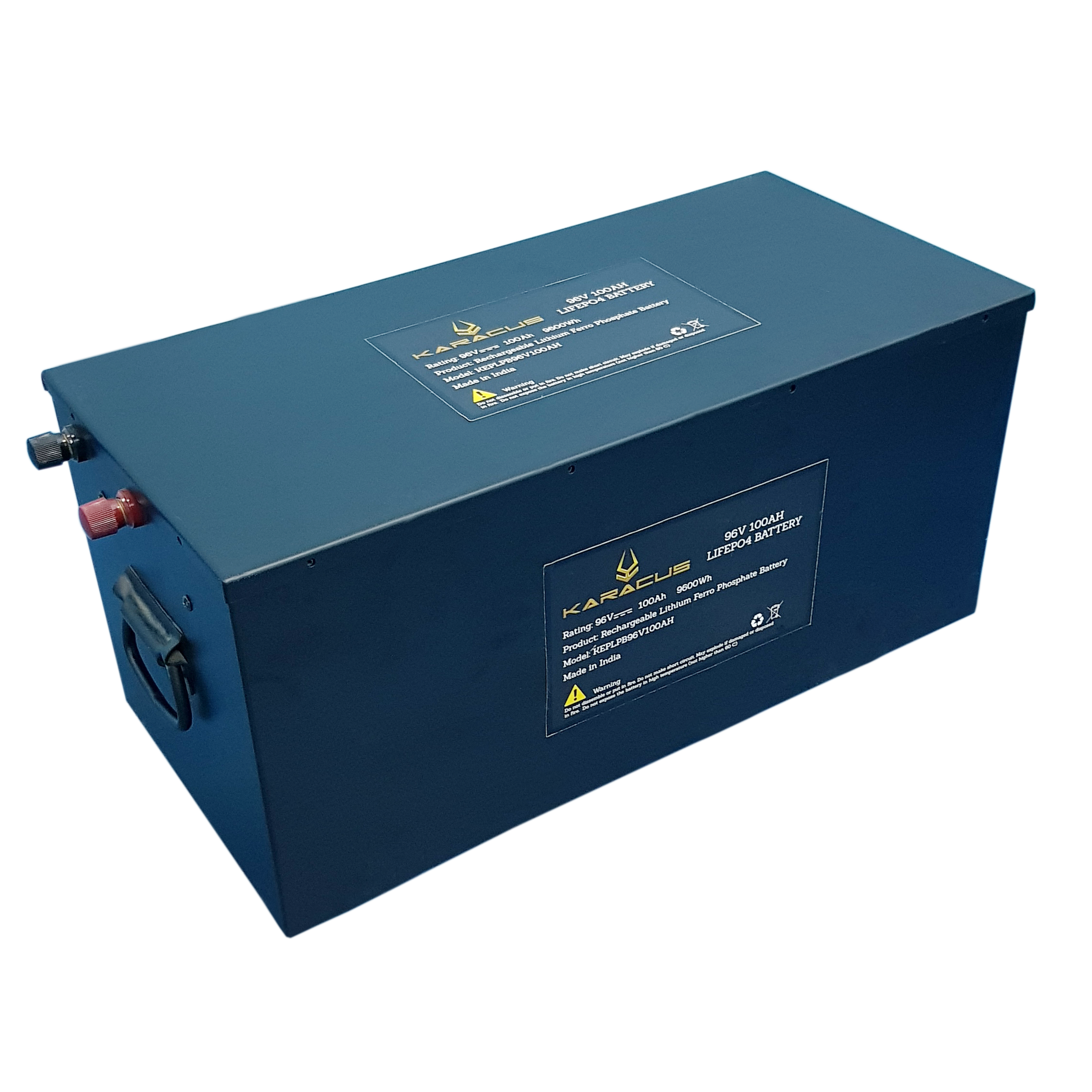 Lithium-Ion Battery Manufacturers in New Delhi