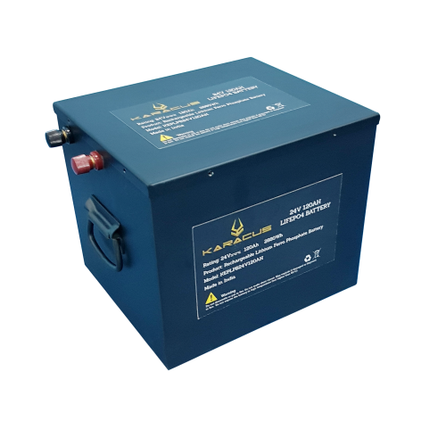 Solar Lithium Battery Manufacturers in Haryana